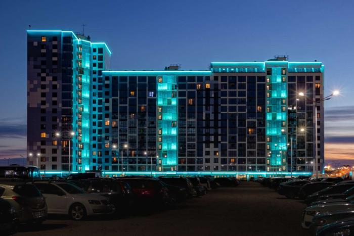 архитектурная подсветка от fossa electric